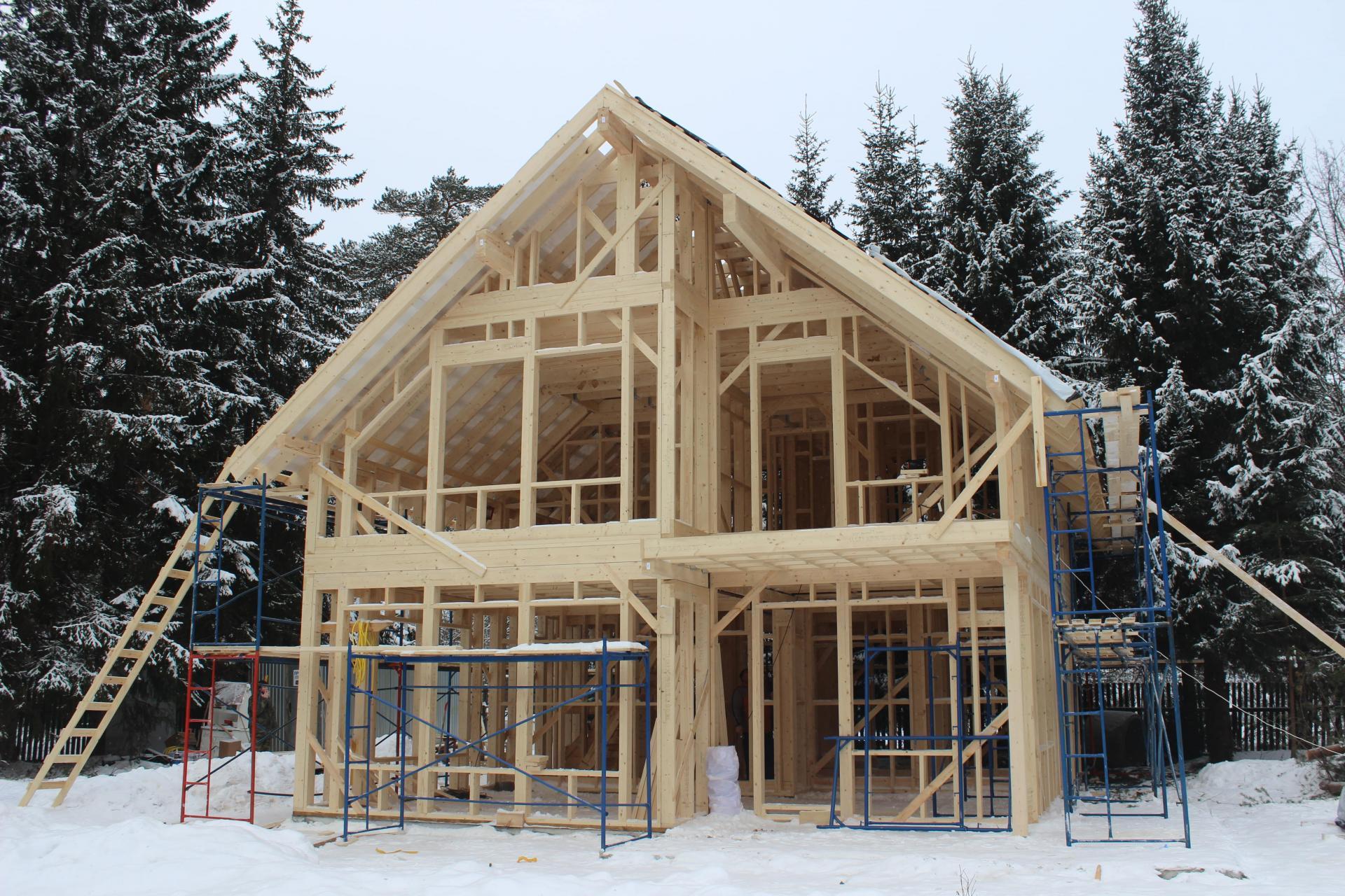 Деревянному домостроению дали зеленый свет
